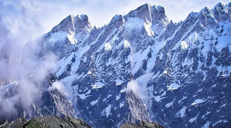 Kedarnath Peak