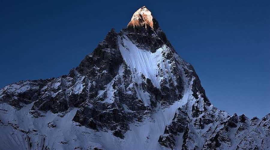Shivling Mountain