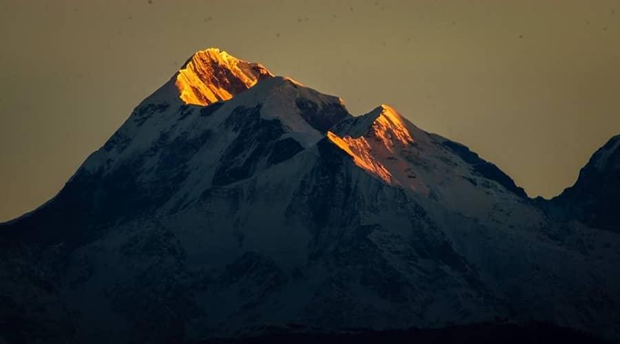 Trisul Mountain