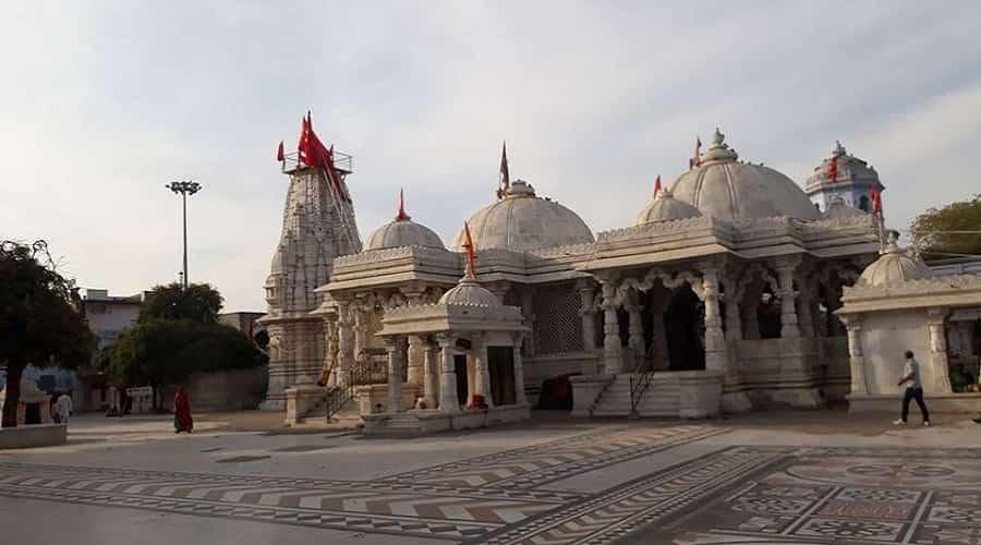 Bahuchara Mataji Mandir, Bechraji, Gujrat