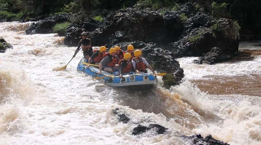 Byasi River Rafting