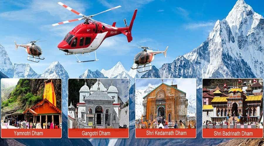 Chardham of Uttarakhand