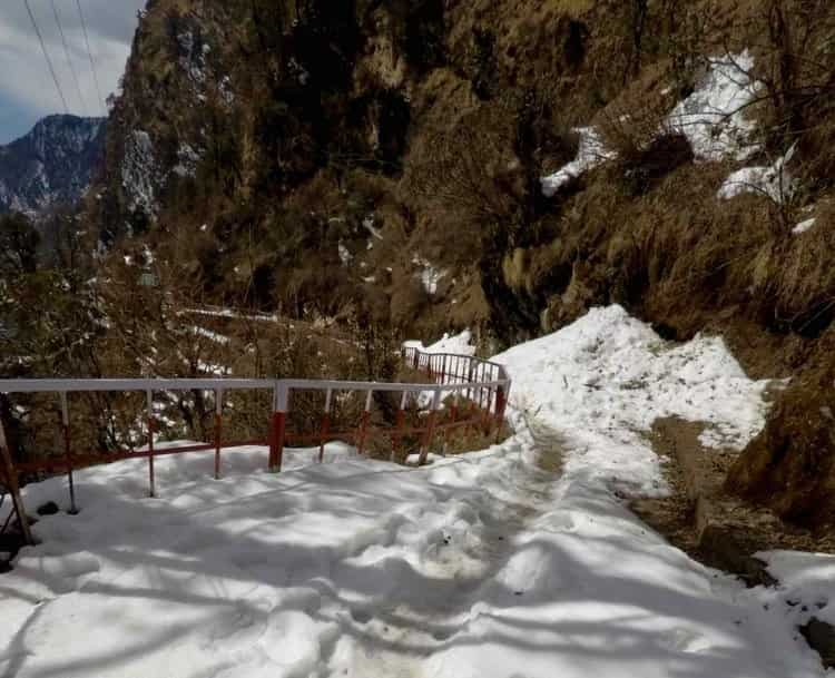 Janki Chatti to Yamunotri trek-2