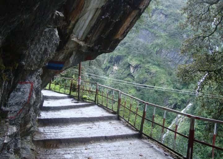 Janki Chatti to Yamunotri trek-4