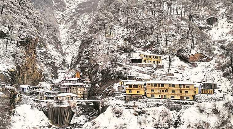 Janki Chatti to Yamunotri trek-7