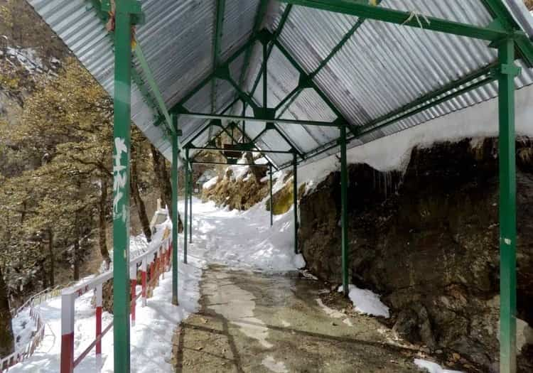Janki Chatti to Yamunotri trek-8
