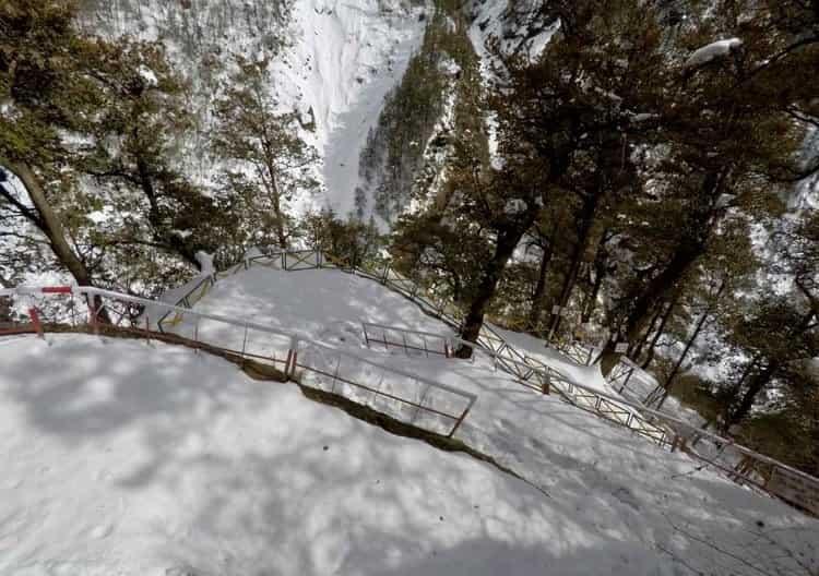 Janki Chatti to Yamunotri trek-9