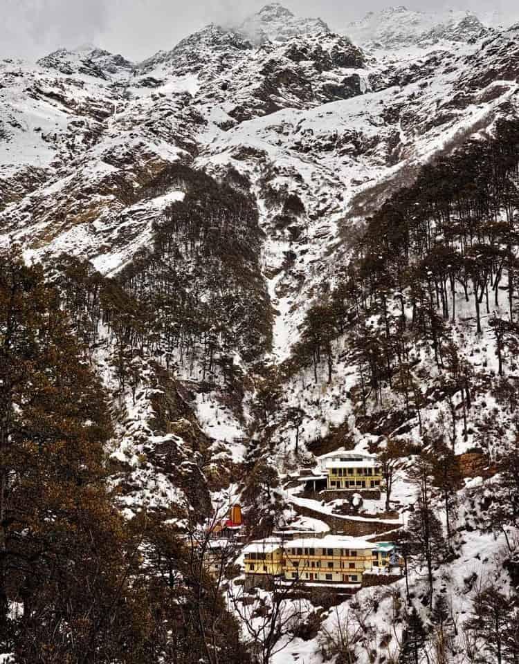Janki Chatti to Yamunotri trek