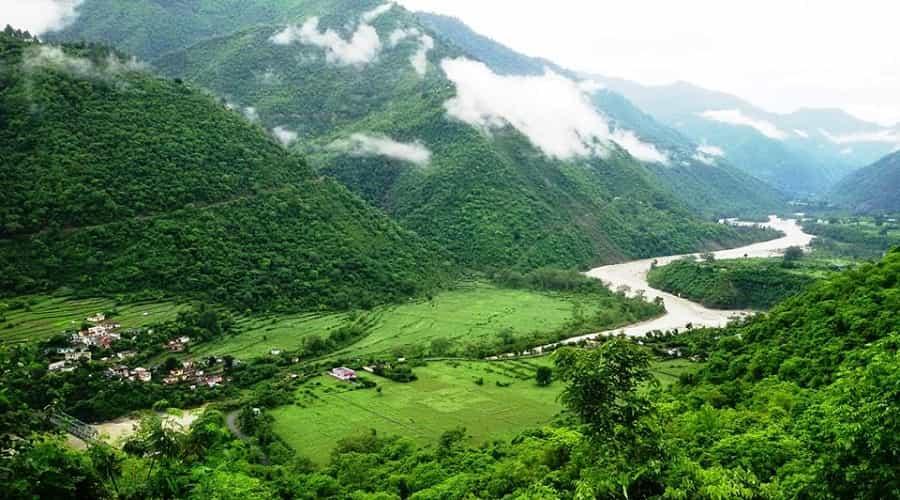 Khirsu, Pauri Garhwal