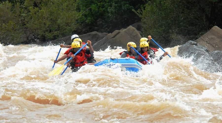 Kosi River Rafting