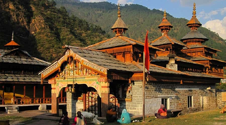 Mahasu Devta Temple, near Chakrata