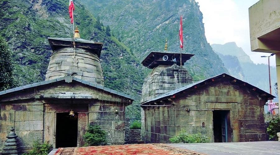Pandukeshwar Temple