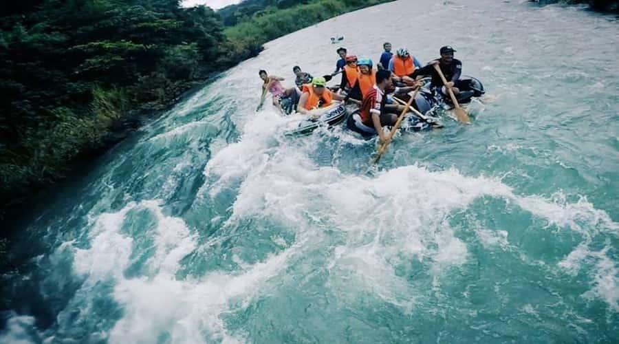 Shivpuri River Rafting