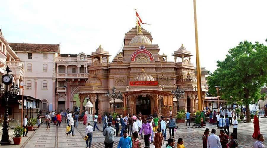 Shree Kashtabhanjan Hanumanji Mandir Dev, Salangpur, Gujarat