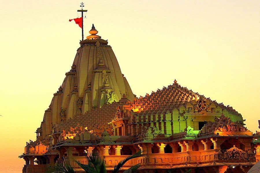 Somnath Temple, Gujarath