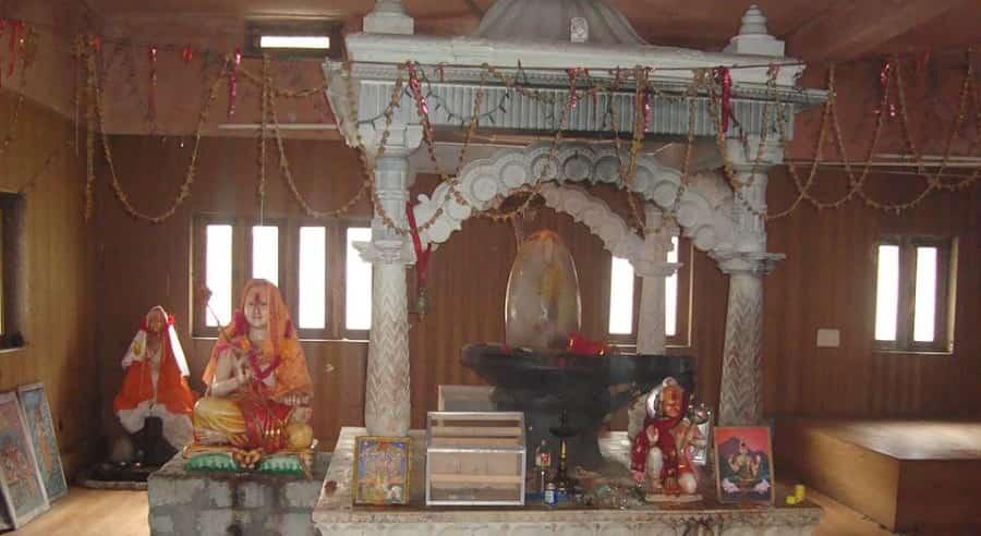 Sri Adi Shankaracharya samadhi mandir