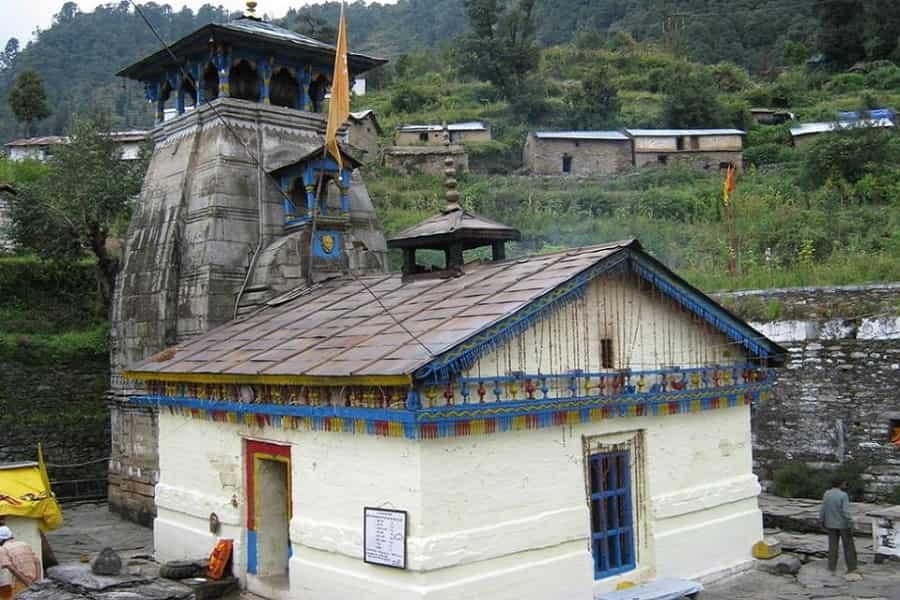 Triyuginarayan Temple, Rudraprayag