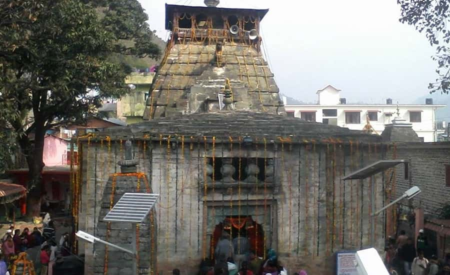 Bagnath Temple Bageshwar