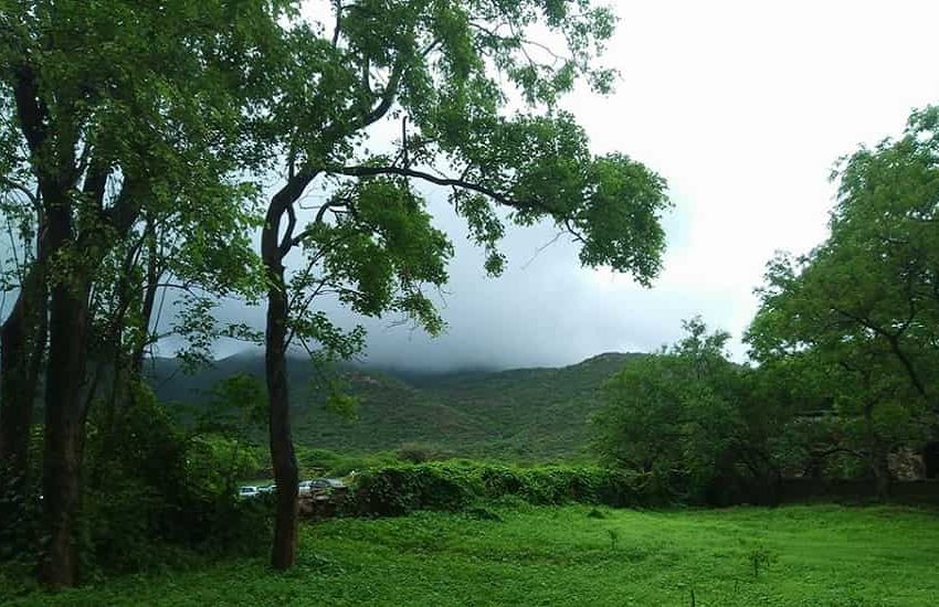 Beauty of Barda Hills