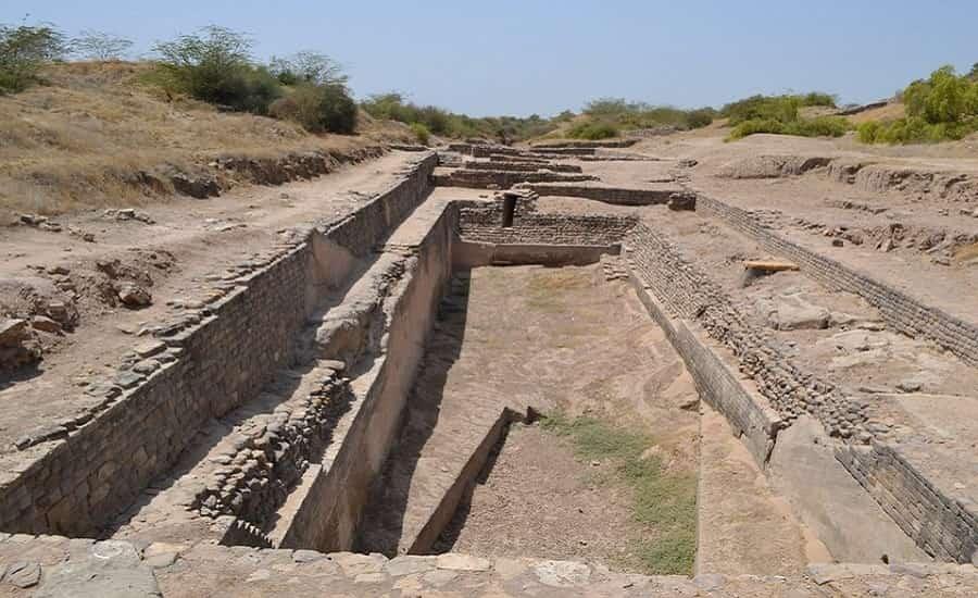 Harappan Site, Dholavira