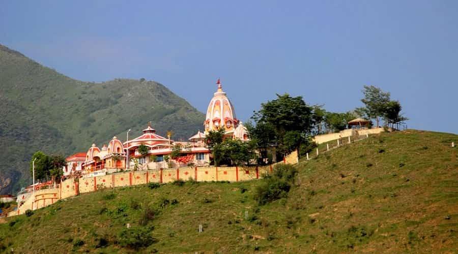 Kamakhya Devi Temple, Pithoragarh