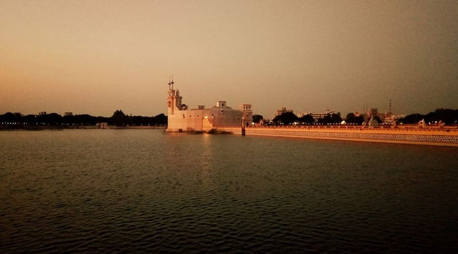 Lakhota Palace and Museum, Jamnagar