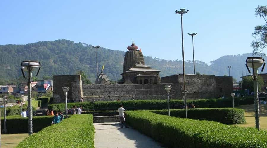 Shiva Temple,Baijnath