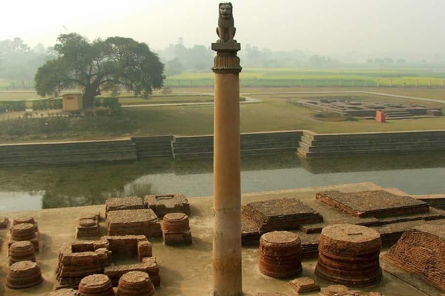 Ashoka Stambh, Sarnath