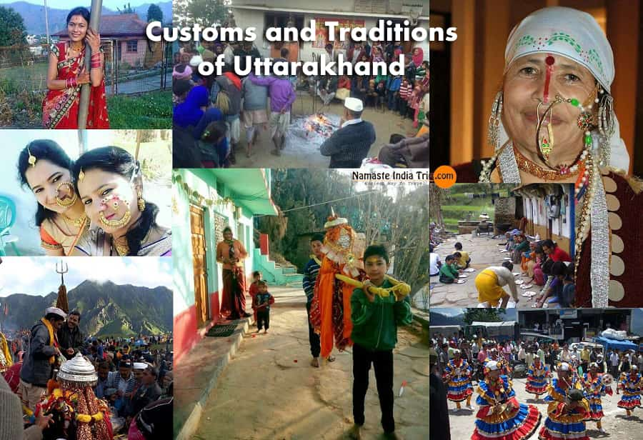 Customs and Traditions of Uttarakhand