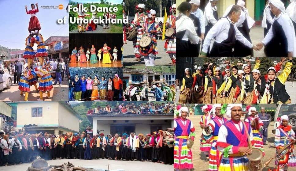 Folk-Dance-of-Uttarakhand