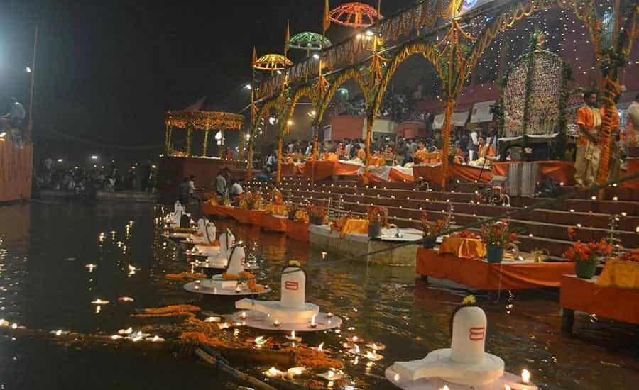 Ganga Aarti, Dashashwamedh Ghat, Varanasi