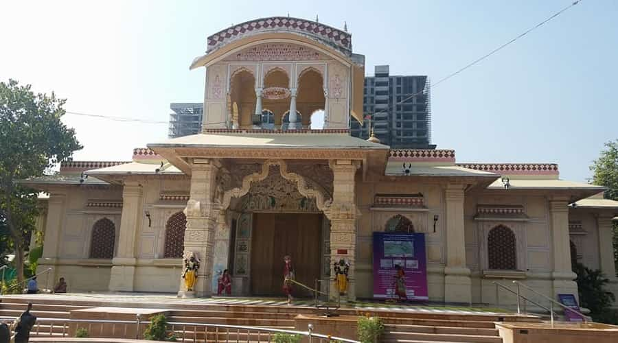 ISKCON Temple, Ahmedabad