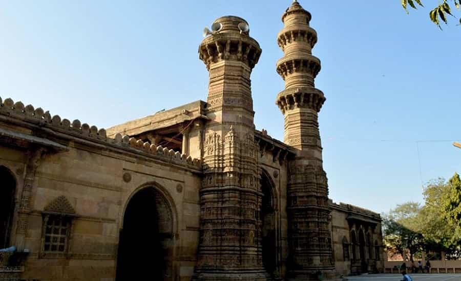 Jhulta Minar, Ahmedabad,Gujrat