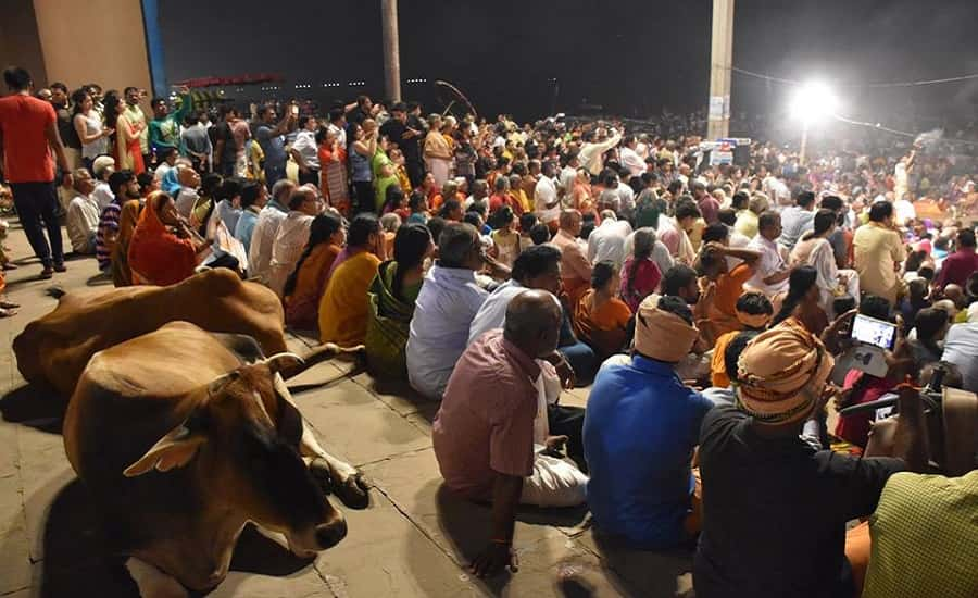 Lotus Lounge, Varanasi
