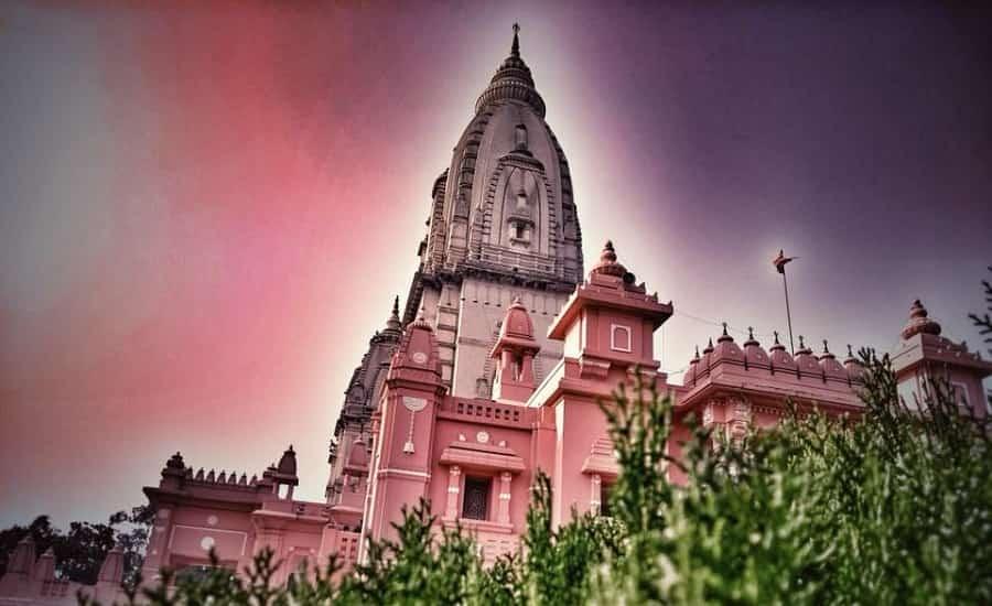 New Kashi Vishwanath temple in Varanasi