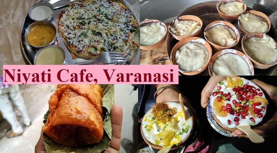 Niyati Cafe, Varanasi