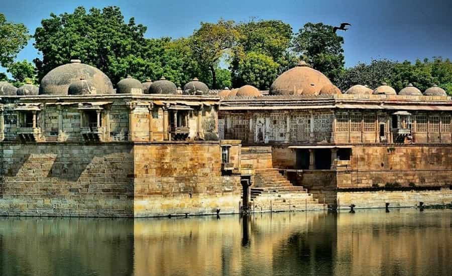 Sarkhej Roza Ahmedabad