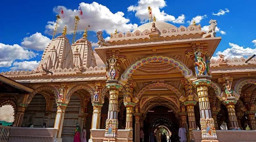 Swaminarayan Temple Kalupur, Ahmedabad
