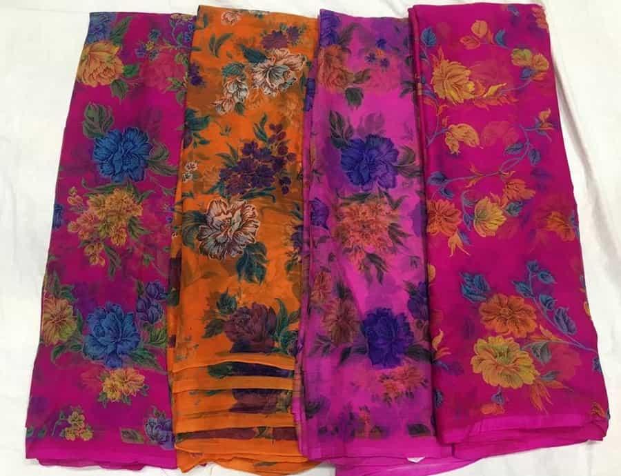 The Banaras Silk Emporium