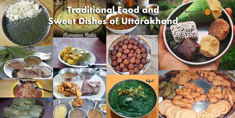 Traditional Food and Sweet Dishes of Uttarakhand