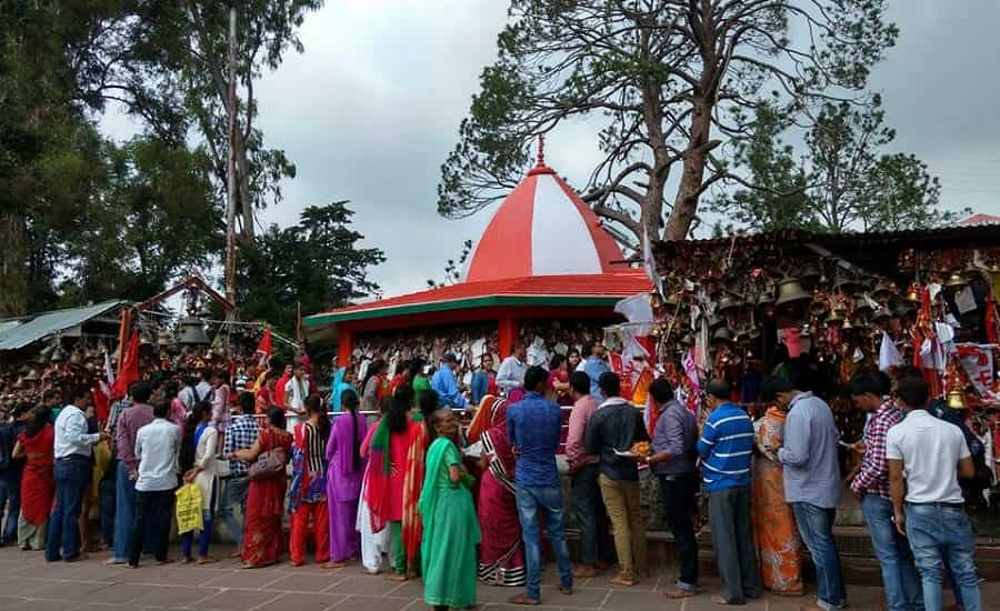 Chitai Golu Temple