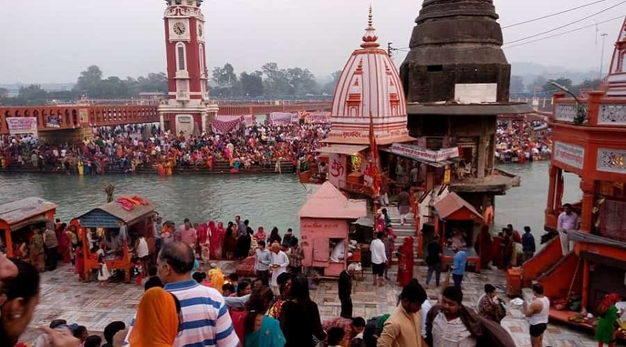 Har Ki Paudi, Haridwar