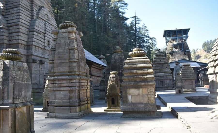 Jageshwar Dham Temples