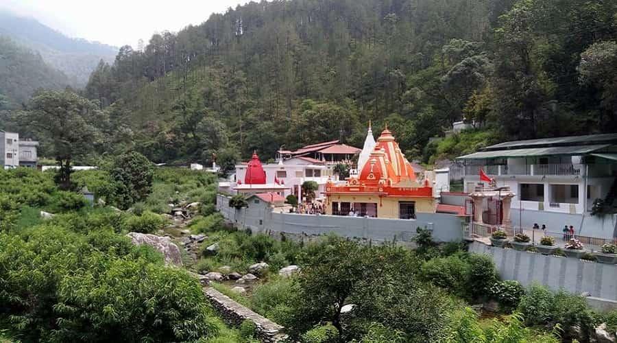 Kainchi Dham, Nainital