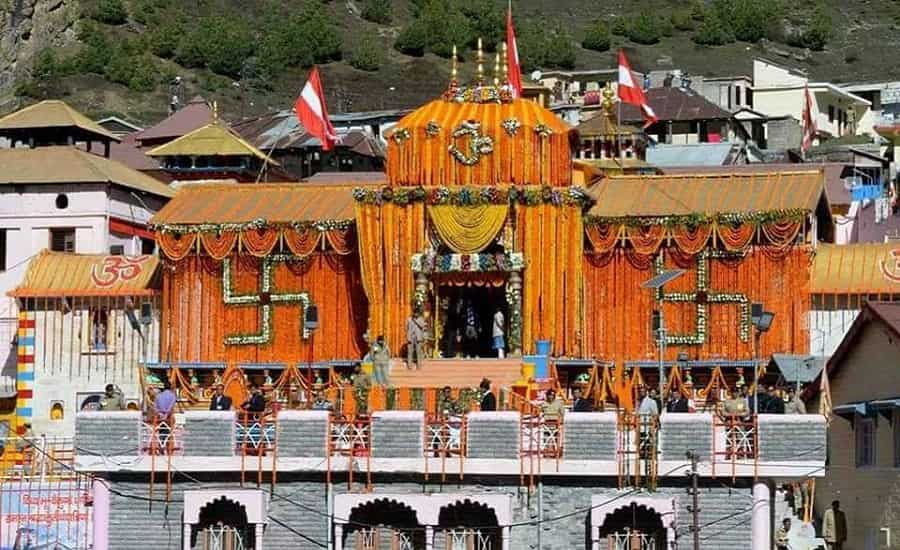 Sri Badrinath Dham