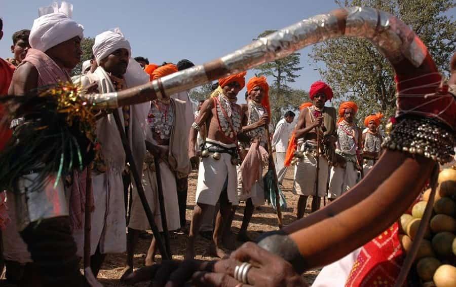 Bhil Tribes
