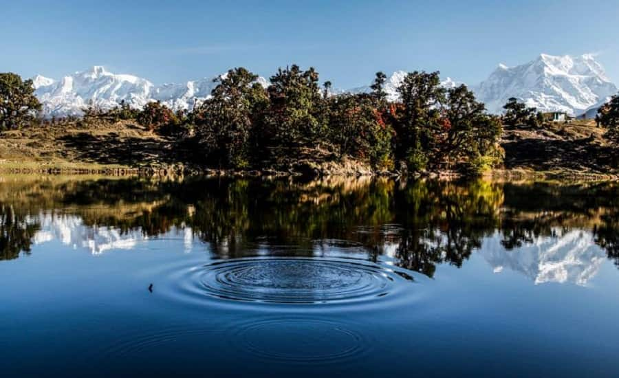 Deoria Lake