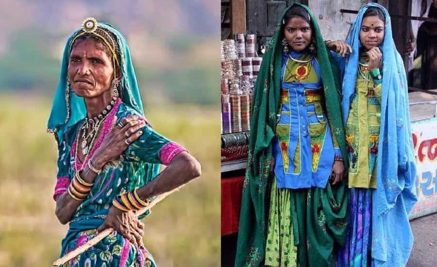 Garasia Tribes Gujarat