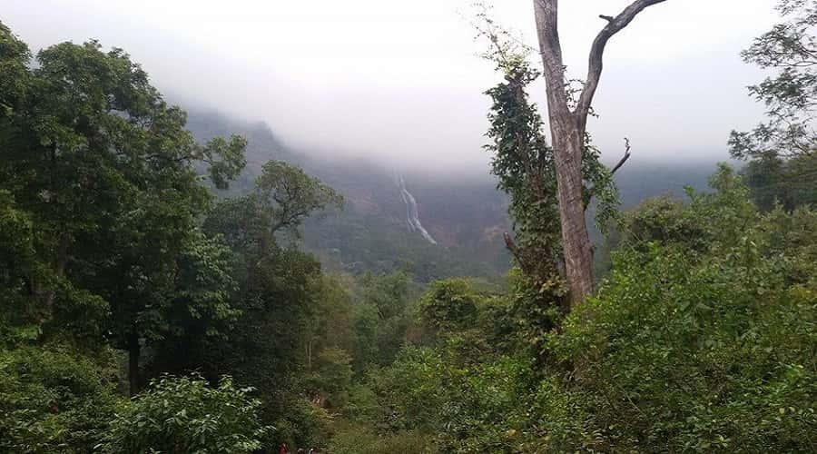 Khandadhar Waterfall, Rourkela