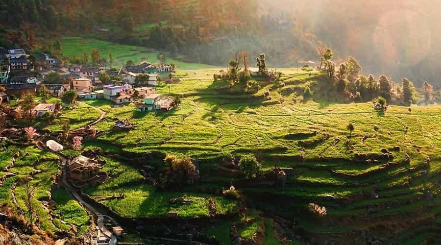 Sari Village, Uttarakhand